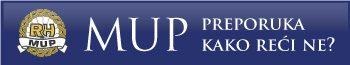 Program prevencije - MUP preporuka